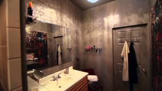 Bathroom renovation thats fast, cheap and easy -- Its Got Potential Video