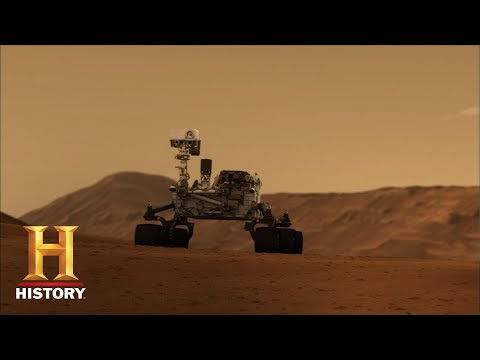 Ancient Aliens: Signs of Lost Civilization Found on Mars (Season 6)   History