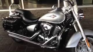 10. 2006 Kawasaki Vulcan 900 review by Ronnie Barnes