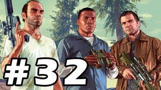 Grand Theft Auto 5 Gameplay Walkthrough Part 32 - GTA 5