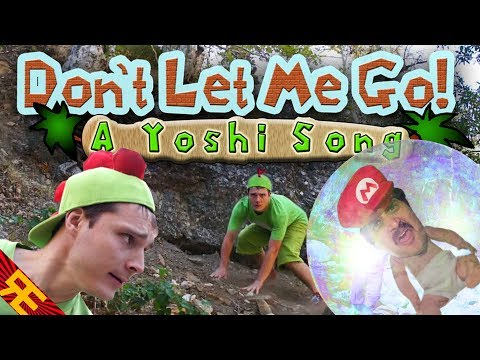 Don't Let Me Go: A Yoshi Song [By Random Encounters] (Feat. Jessica Frech)