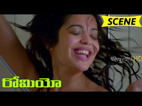 Adonika Bathing Scene - Glamorous Introduction - Romeo Movie Scenes