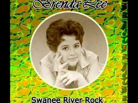 Tekst piosenki Brenda Lee - Swanee river rock po polsku