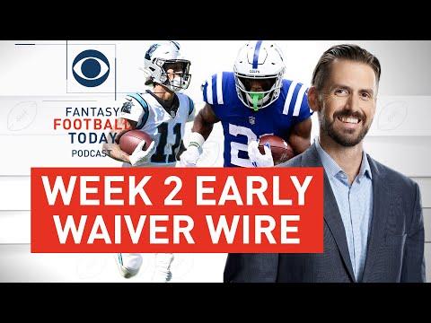 Week 2 Early WAIVER WIRE TARGETS + Winners/Losers | 2020 Fantasy Football