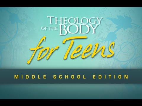 Theology of the Body seg 4 of 8