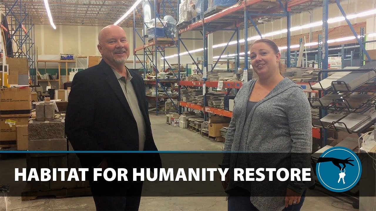 Inside the Habitat for Humanity ReStore