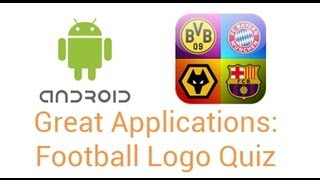 Football Quiz - Logo Quiz YouTube video