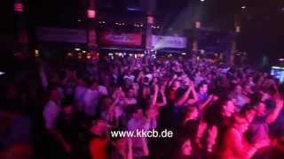 King Kamehameha Club Band (KKCB) bei der 30 Jahre FIBO Party in Koeln