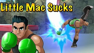 Little Mac Sucks. A Little Mac Rekt Montage.