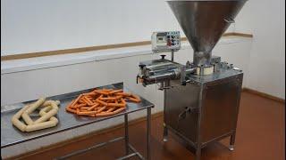 Видео: Обновление моделей вакуумных колбасных шприцев ИПКС-047.