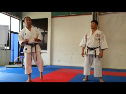 1st Malaysia National Kata Coach Training 2015 Organize By MAKAF Part 5