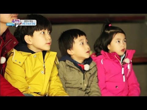 Return - The Return of Superman BEST - A Visit to the Aquarium] - Telecasting Time: Every Mon-Fri 10:50am & 08:10pm (Seoul, UTC+9) - For more info: http://kbsworld.kbs.co.kr/programs/programs_intro.html...