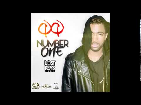 QQ - Number One | Lost Keys Riddim (Official Audio) | 2015 | @21sthapilos | @addeprod