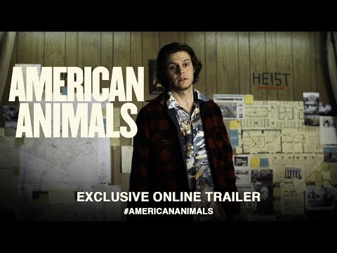 American Animals (2018) | Exclusive Online Trailer