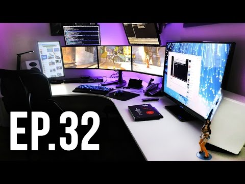 Video Room Tour Project 32 - Best Gaming Setups & Battlestations (1-Year Special) download in MP3, 3GP, MP4, WEBM, AVI, FLV January 2017