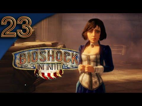 Mr. Odd - Let's Play Bioshock Infinite Part 23 - New Vigors.