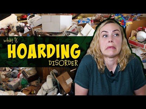 What is HOARDING Disorder?   Kati Morton