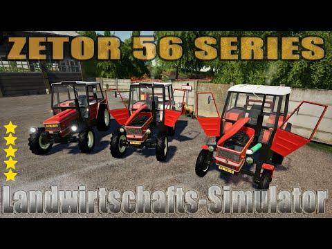 Zetor 56 Series Pack v2.0.0.0