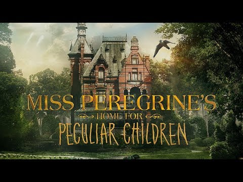 Miss Peregrine's Home for Peculiar Children (2016) Movie Live Reaction! | First Time! | Livestream!