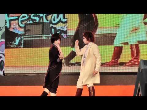 Cosplay Contest in Japan Festa in Bangkok 2010 Team 5:Code Geass