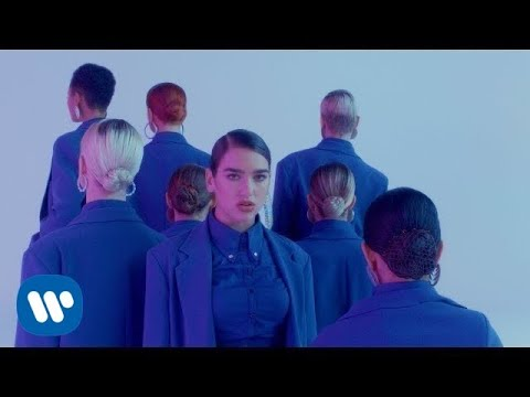 Dua Lipa - IDGAF (Official Music Video) (видео)