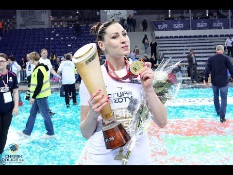 Katarzyna Zaroślińska: Zawsze chciałam zdobyć złoto, ale grając
