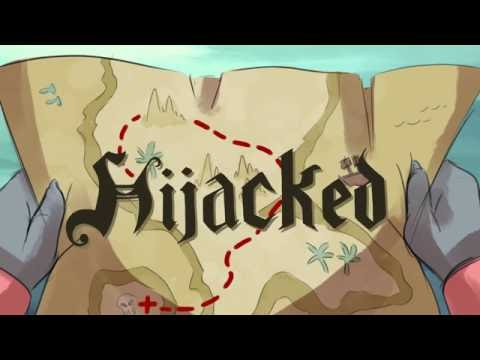 "My first completed 2D animated short, ""HIJACKED""."