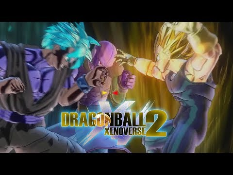 Dragon Ball: XV2 - All Dual Ultimate Attacks.