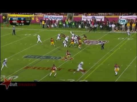 Josh Shaw vs Arizona 2013 video.