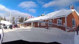 10. Ski-doo 80MPH trail Ride 1200 Renegade