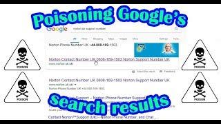 Video Poisoning Google's search results MP3, 3GP, MP4, WEBM, AVI, FLV Desember 2018