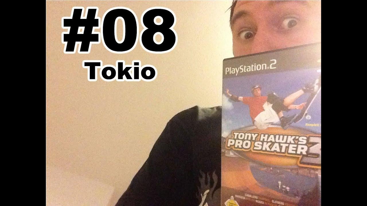 #08 Tony Hawk's Pro Skater 3 – Tokio (Speedy Renton Let's Play)