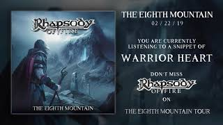 Nonton RHAPSODY OF FIRE - Warrior Heart (From The Eighth Mountain) - SNIPPET Film Subtitle Indonesia Streaming Movie Download