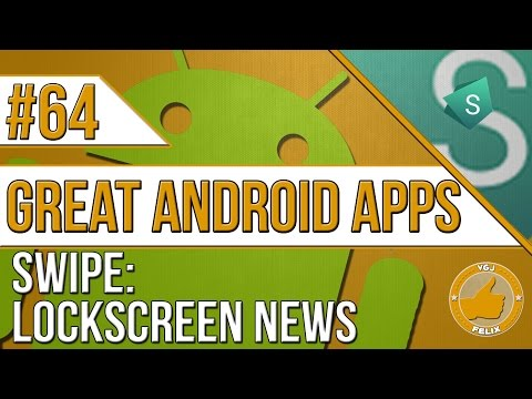 Video of Swipe for feedly