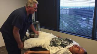 Video Severe Low Back Pain, Sacroiliac Pain, Sciatica First Time Adjustment MP3, 3GP, MP4, WEBM, AVI, FLV Oktober 2018