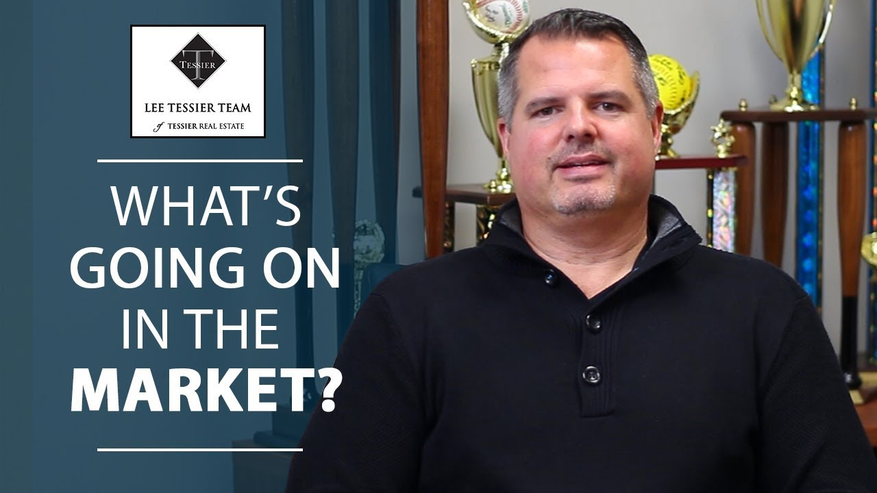 What's Going on in Our Real Estate Market?