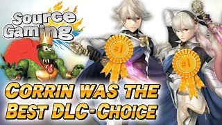 Corrin Was the Best Choice for Smash Brothers DLC – Super Smash Bros. for Wii U – Source Gaming