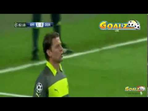 Real Madrid 2-0 Borussia Dortmund |HD| 30/04/2013