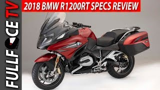 7. 2018 BMW R 1200 RT Specs and Release Date