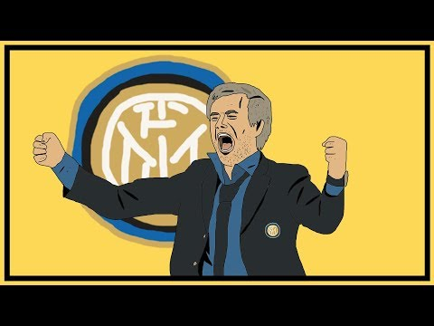 Inter Milan's 2009/10 Treble Tactics Explained
