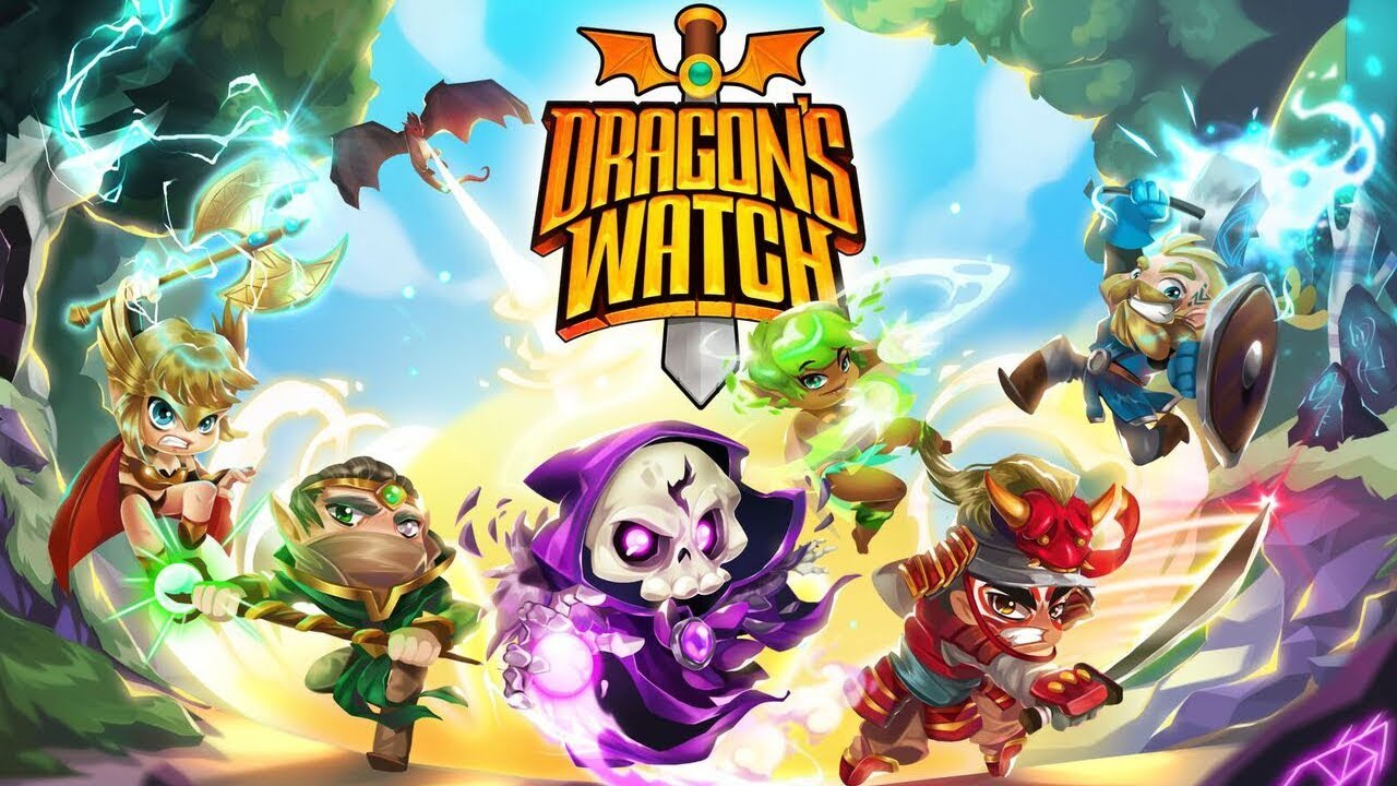 'Dragon's Watch', the Social RPG for Western Audiences, Releasing Worldwide December 6th