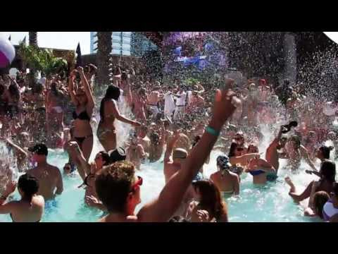 marquee - http://www.marqueelasvegas.com Insomniac presents Wet Wonderland Saturdays at Marquee Dayclub in Las Vegas for Summer 2013, featuring the top DJ talent in th...