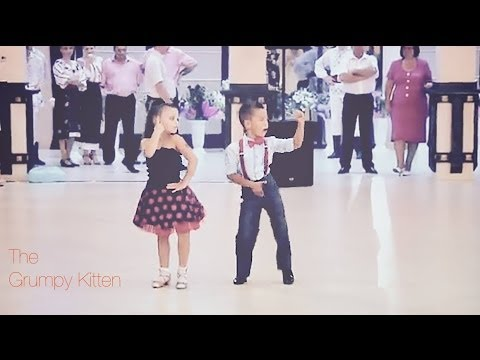 Talented Kids Dancing Like Professionals