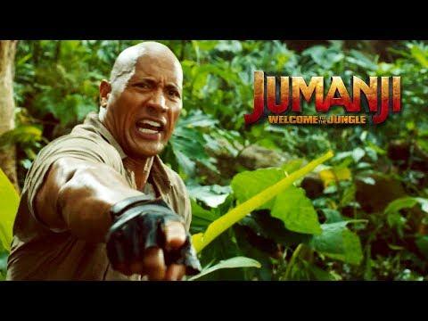 ตัวอย่างหนัง Jumanji: Welcome to the Jungle (จูแมนจี้ เกมดูดโลก บุกป่ามหัศจรรย์) ซับไทย