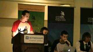 WSYF2010 - Presentation - Team London