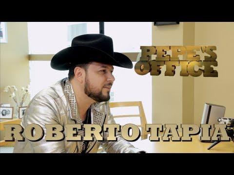 ROBERTO TAPIA VISITA A PEPE GARZA - Pepe's Office - Thumbnail
