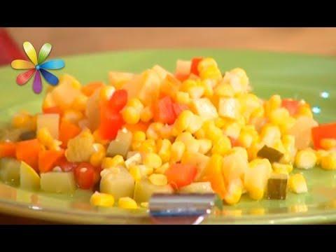 Как консервировать кукурузу - Все буде добре - Выпуск 238 - 20.08.2013 - Все будет хорошо (видео)