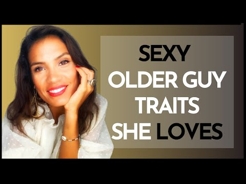 4 Older Guy Traits That SINGLE Women Find Super Sexy