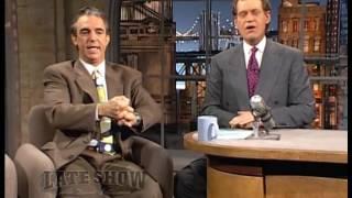 Jay Thomas on the Late Show w David Letterman #1 - November 1993