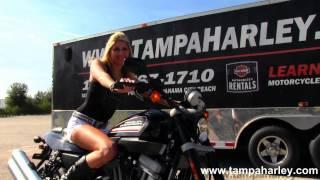 4. 2010 Harley-Davidson Sportster XR1200